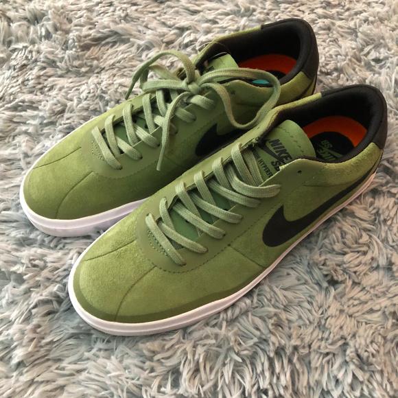 ad175dc724e57 Nike Shoes | Mens Sb Bruin Hyperfeel Palm Green Trainers | Poshmark